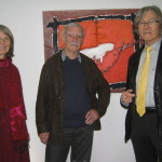 Zur Ausstellung der Werke des Rheintaler Künstlers Josef Ebnöther und von Emil Schumacher