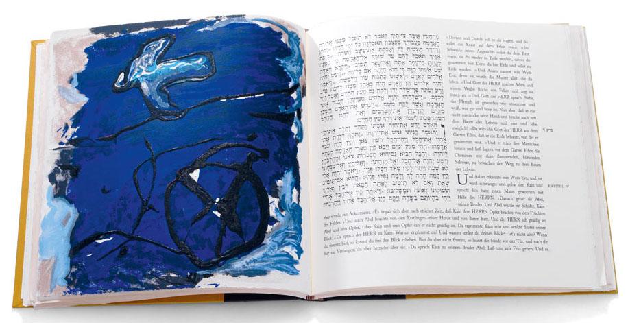 Künstlerbuch, Genesis, 1999