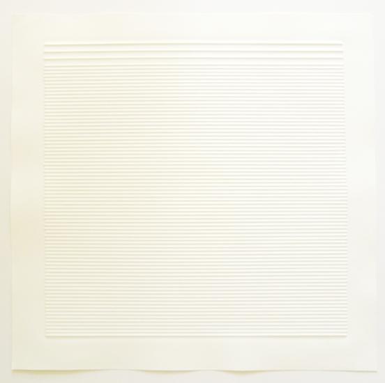 Leo Erb Prägedruck, Ohne Titel, 1981, 2