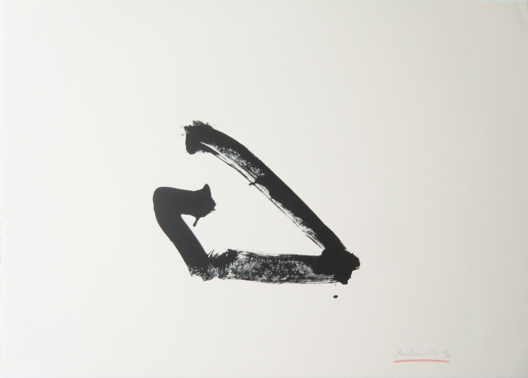 Robert Motherwell Grafik, Untitled, 1972