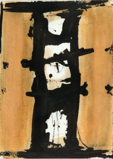 Josef Ebnöther Malerei, Ohne Titel, 1997, 5