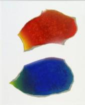 Raimer Jochims, 'Wagnis', 2007, Papierarbeit, 60 x 50 cm