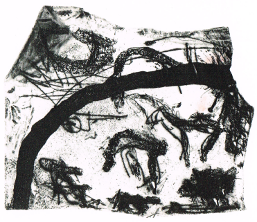Emil Schumacher Grafik, 3-1992