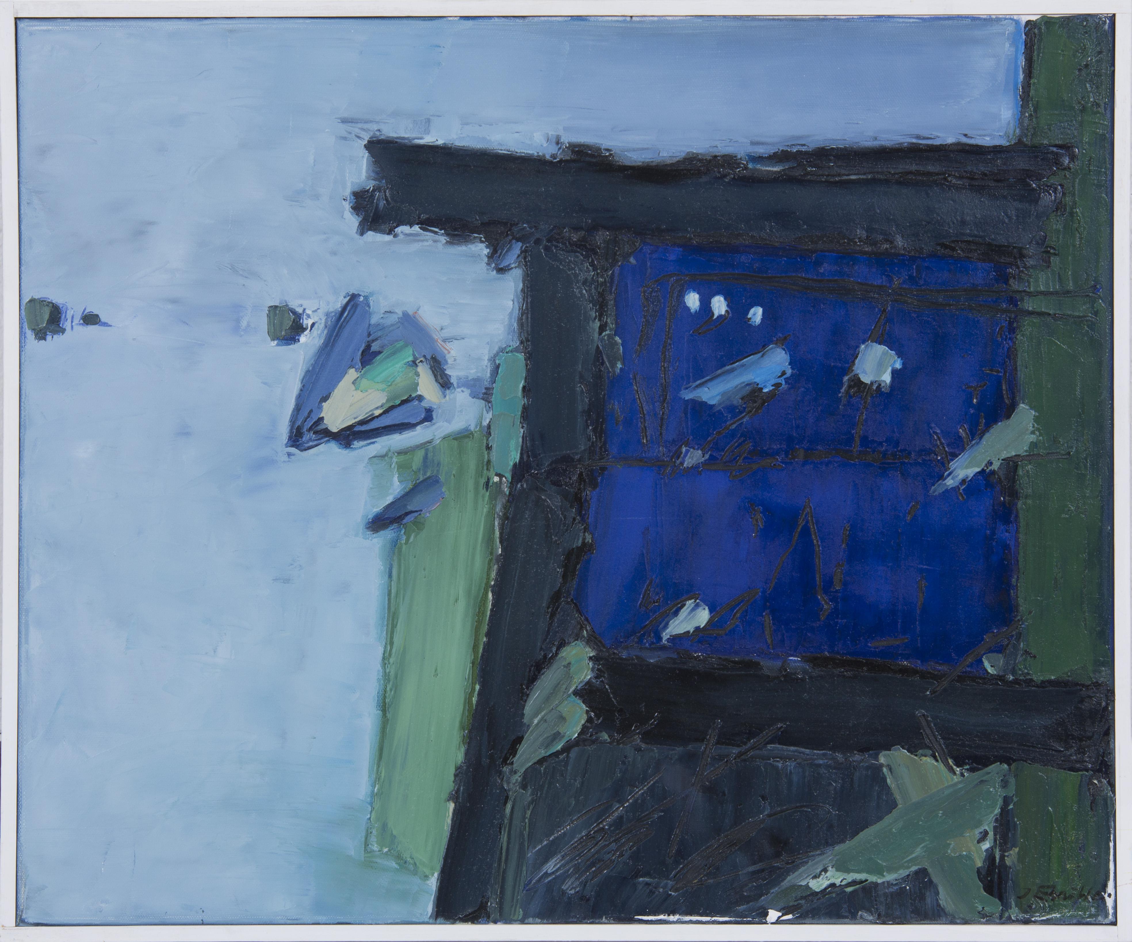 Josef Ebnöther, Malerei, Der andere Raum