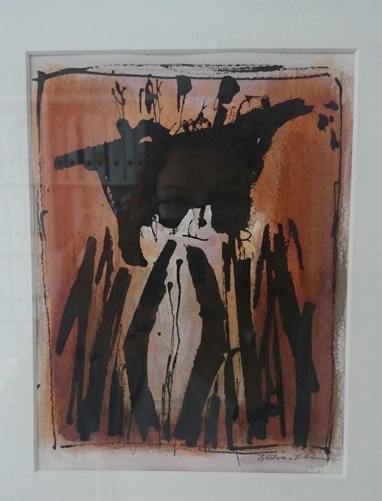 Josef Ebnöther Malerei, Ohne Titel1