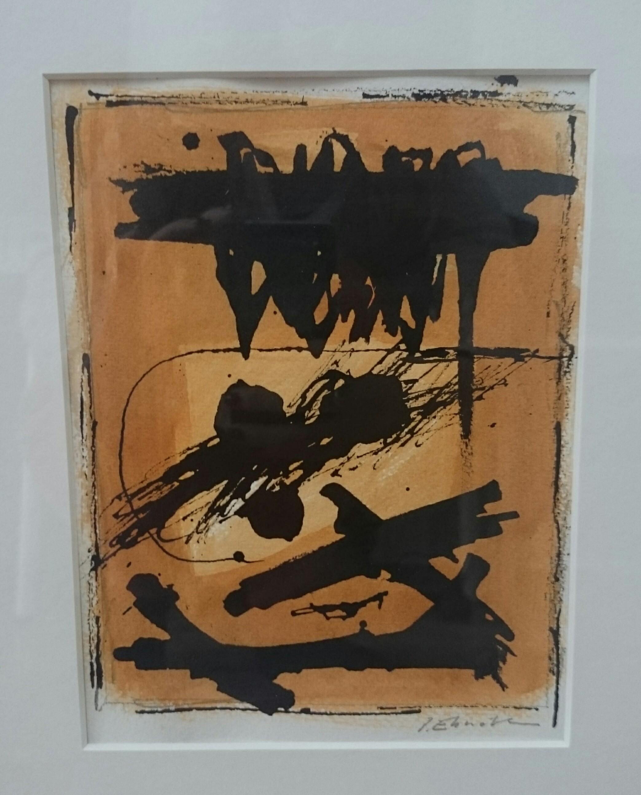 Josef Ebnöther Malerei, Ohne Titel2