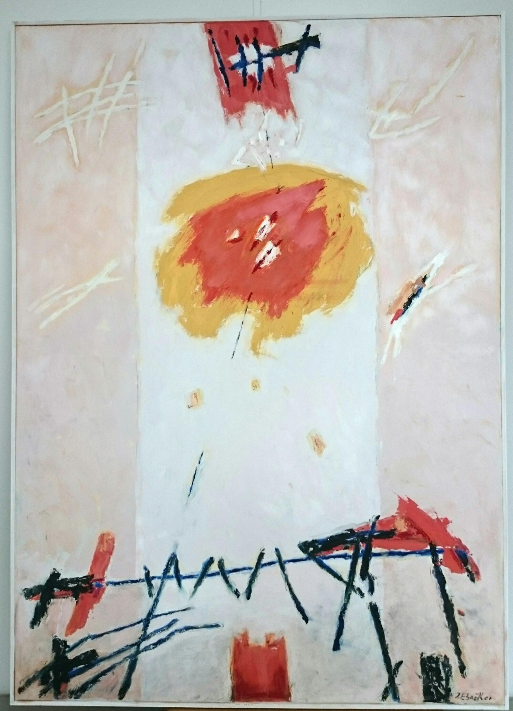 Josef Ebnöther Malerei, Sommervoll