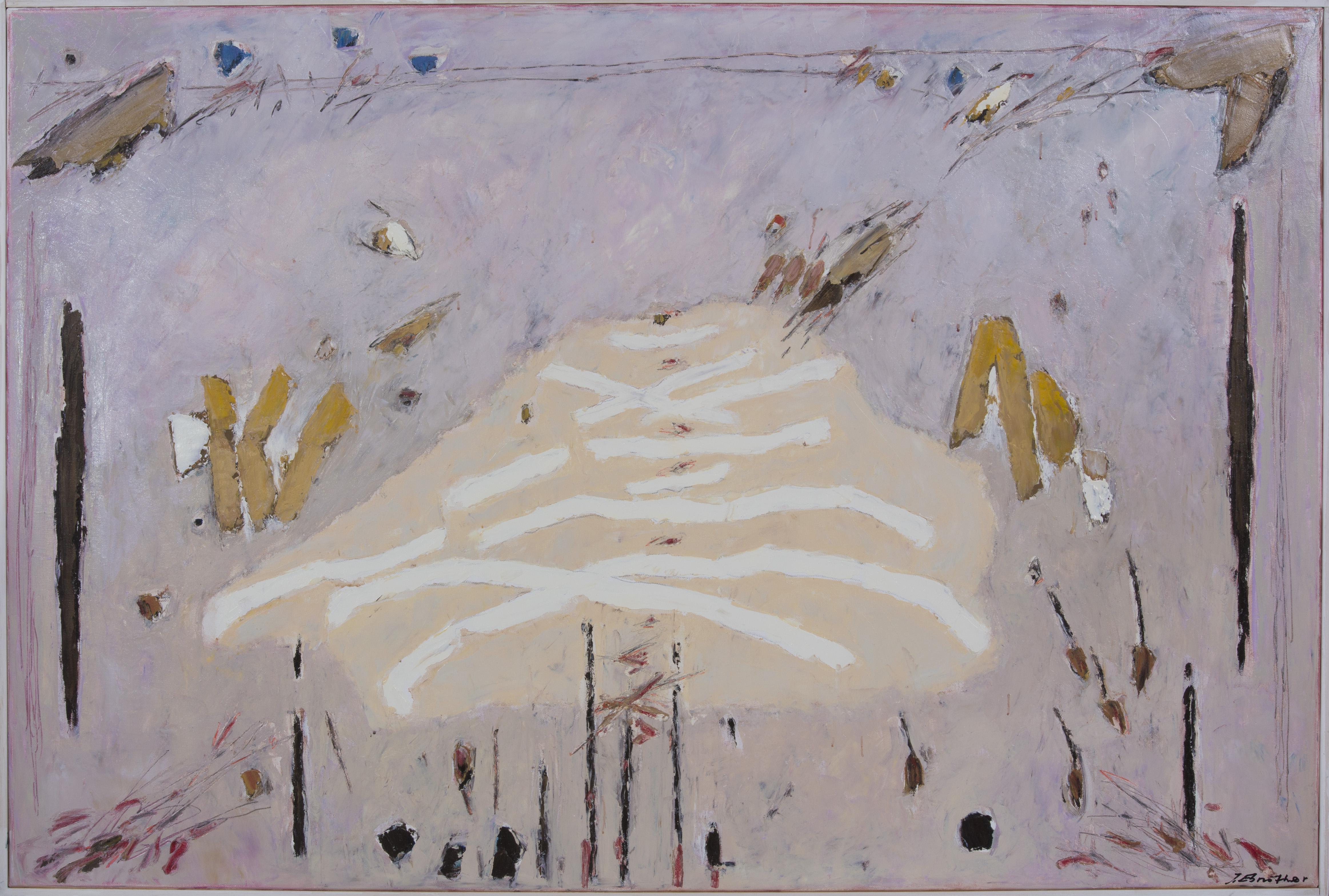 Josef Ebnöther, Malerei, Vielfältiges Geschehen