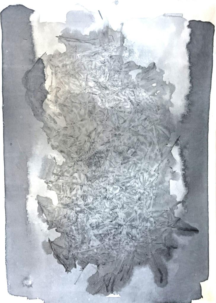 Michael Runkel Malerei, Ohne Titel, 2015