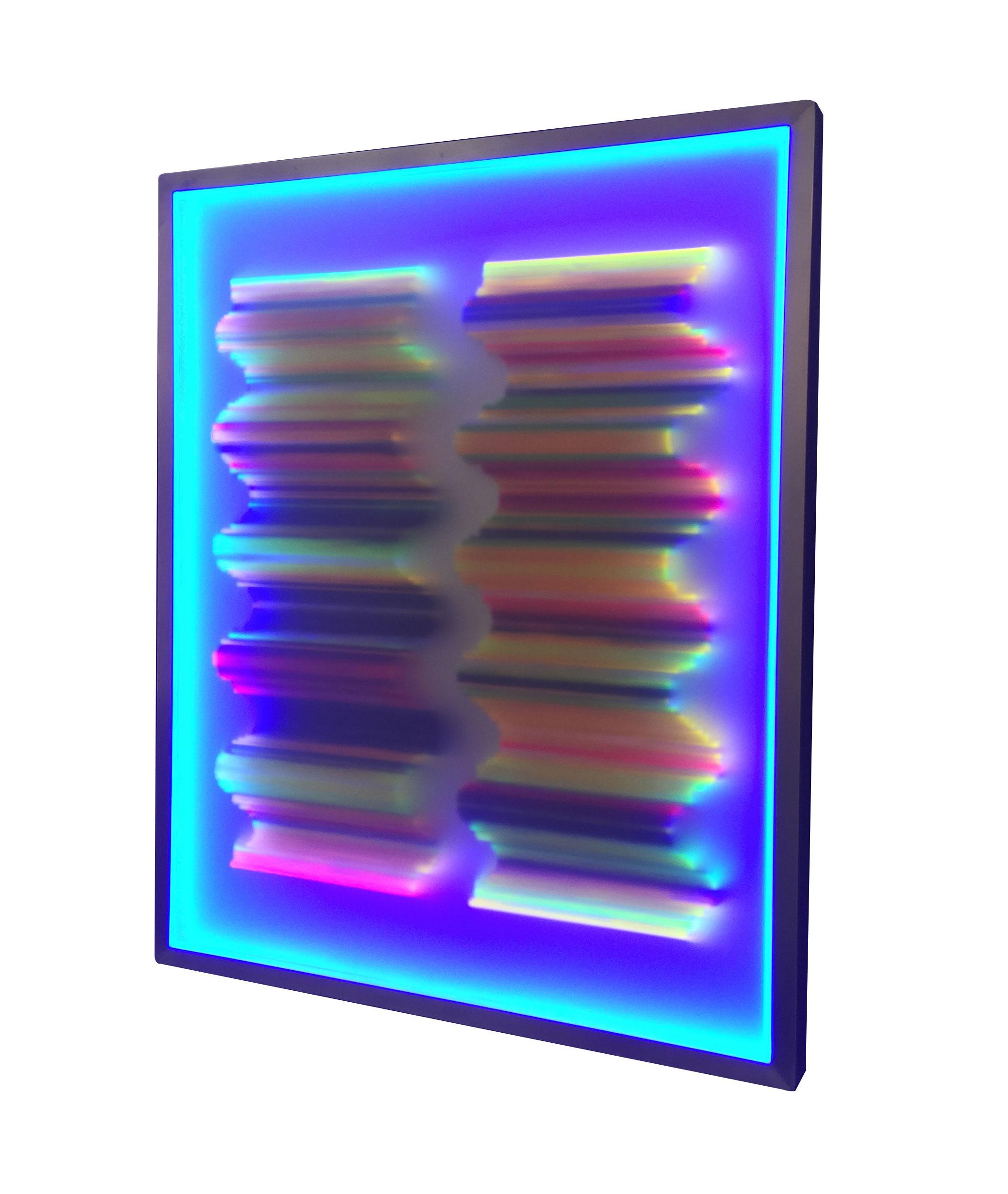 Tamar Klar, Lichtobjekt, Lichtwelle, 2016