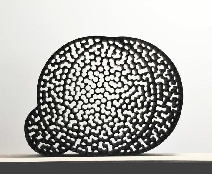 Kubach & Kropp Skulpturen, Stein für das Licht, 2011