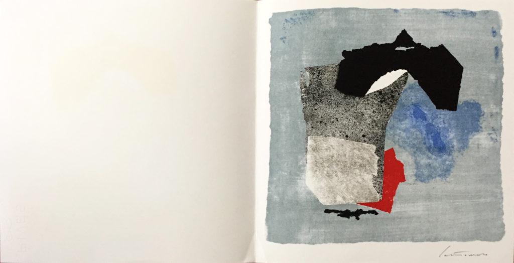 Giuseppe Santomaso Grafik, Jahresgabe, 1985