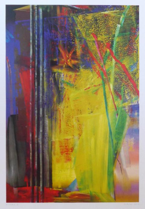 Gerhard Richter Grafik, Victoria 2, 2013