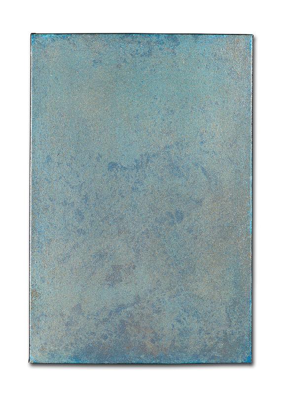 Isabella Sedeka Unikat, Blue Oxidation 6, 2016